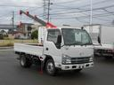 マツダ/タイタントラック 平ボディ・4段ミニクレーン・2トン積・3方開・電格ミラー