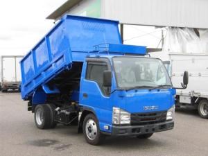 いすゞ エルフトラック 1.8トン積・全低床・深ダンプ