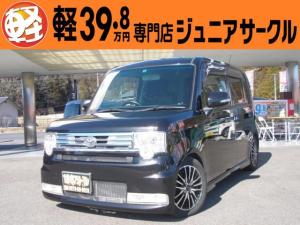 トヨタ ピクシススペース カスタム G 社外ナビTV Bカメラ ETC車載器