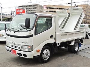 日野 デュトロ  3t 極東ダンプ コボレーンシート新品 車両総重量6015kg