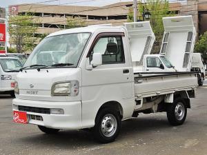 ダイハツ ハイゼットトラック  スペシャル パートタイム4WD 5F AC 車検令和4年6月24日まで