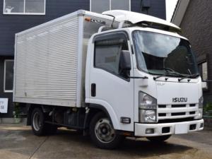 いすゞ エルフトラック ベースグレード アルミバン 導風板 ドラレコ NOXPM対応