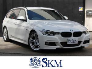 BMW 3シリーズ 320dブルーパフォーマンス ツーリング Mスポーツ