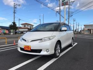 トヨタ エスティマ G ナビ・TV・両側パワスラ・ETC・後席モニター