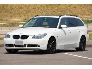 BMW 5シリーズ 525iツーリングハイラインパッケージ バックカメラ ETC