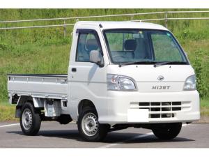 ダイハツ ハイゼットトラック エアコン・パワステ ワンオーナー 4WD 5MTスペシャル