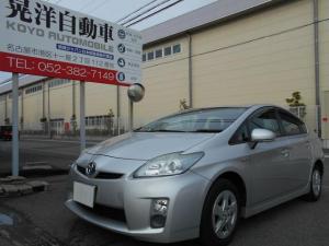 トヨタ プリウス 車検4年7月まで ナビフルセグTV プッシュスタート ETC