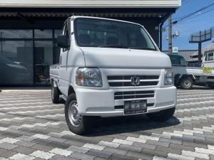 ホンダ アクティトラック SDX パワステ エアコン 4WD 5速MT