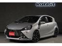 トヨタ/アクア G G's 禁煙車 安全装備 LEDヘッド 盗難防止 ETC