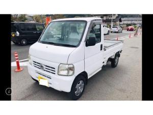 ホンダ アクティトラック  パワステ エアコン 4WD 荷台マット