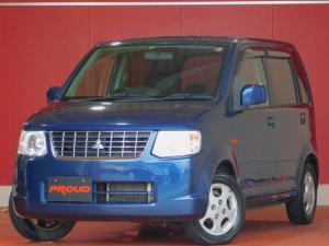 三菱 eKワゴン G 1年保証 アルミ 電格 社外オーディオ ベンチシート ABS キーレス