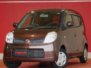 日産 モコ E ショコラティエ 1年保証 スマートキー オートエアコン ETC HDDナビ ベンチシート 電格ミラー タイミングチェーン