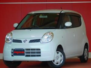 日産 モコ E ショコラティエ 1年保証 スマートキー オートライト 電格ミラー ベンチシート オートエアコン 純正オーディオ タイミングチェーン