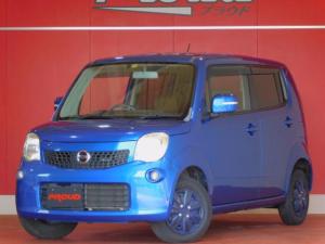 日産 モコ X 1年保証 スマートキー プッシュスタート ETC ベンチシート 電格ミラー タイミングチェーン レベライザー CD ABS オートエアコン