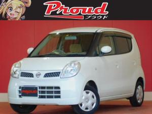日産 モコ E 1年保証 スマートキー 純正オーディオ 電格ミラー ベンチシート オートエアコン タイミングチェーン レベライザー ABS