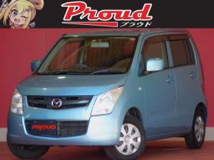マツダ AZワゴン XG 1年保証 純正オーディオ 電格ミラー ベンチシート レベライザー タイミングチェーン ABS CD