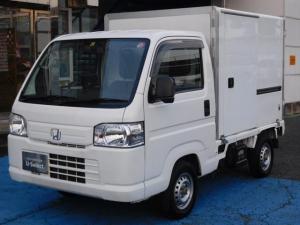 ホンダ アクティトラック 660 フレッシュデリバリーシリーズ 冷凍 R型 両側スライ