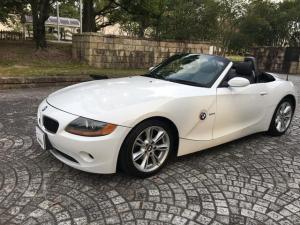 BMW Z4 2.2i 本革シート 電動幌オープン