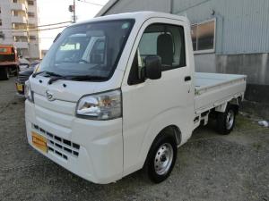 ダイハツ ハイゼットトラック スタンダード 農用スペシャル 3方開 4WD