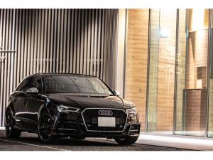 アウディ S3 ベースグレード 後期モデル/RS3カスタム/バーチャルコックピット/ファインナッパレザー/AAC/アシスタンスPKG/RAYS VOLK RACING18in/マトリクスヘッドライト/シーケンシャルウインカー/取説