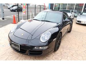 ポルシェ 911 911カレラS サンルーフ 黒革シート 19インチブラック塗装AW アルカンターラルーフ ホワイトメーター バックカメラ ETC