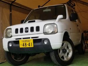 スズキ ジムニー  車検R4年2月 ルーフラック ETC ターボ 4WD