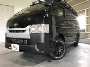 トヨタ レジアスエースバン DX 4WD ナビ バックカメラ ETC リアアンダーミラー TRC