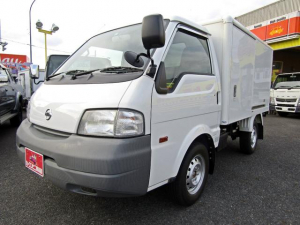 日産 バネットトラック  パネルバン 左サイドドア リア観音扉 5MT 4WD 積載850kg