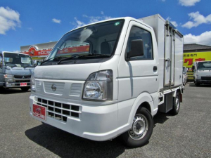日産 NT100クリッパートラック  -25℃設定冷蔵冷凍車 左サイドドア 樹脂スノコ オートマ車 ドラレコ付き