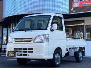 ダイハツ ハイゼットトラック EXT 4WD オートマチック エアコン パワーステアリング パワーウィンドウ 純正ラジオ メッキカバー 軽トラック