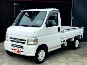 ホンダ アクティトラック SDX ワンオーナー 記録簿有り 5MT 4WD エアコン パワステ 運転席エアバック 車検整備