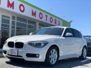 BMW 1シリーズ 116i HIDヘッドライト MTモード 安全装備一式 スポーツモード&エコモード 盗難防止装置
