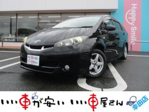 トヨタ ウィッシュ 1.8S 禁煙 HDD Fセグ Bカメ ETC
