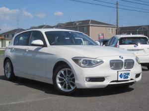 BMW 1シリーズ 116i アイドリングストップ キーレス MTモード付AT