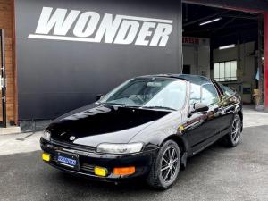トヨタ セラ スーパーライブサウンド 5MT オートエアコン ドアダンパー交換 ラジエター交換