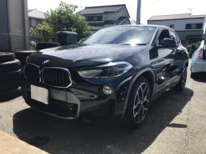 BMW X2 xDrive 18d MスポーツX 純正ナビ バックカメラ