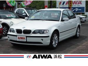 BMW 3シリーズ 320i 禁煙車 黒革シート シートヒーター パワーシート