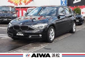 BMW 1シリーズ 116i スポーツ 純正ナビ キセノン ETC 禁煙車