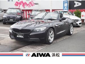 BMW Z4 sDrive23i 電動オープン 純正ナビ・TV