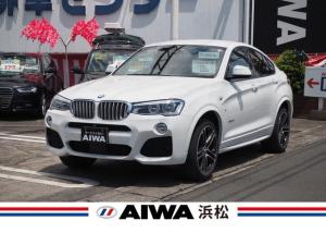 BMW X4 xDrive 28i Mスポーツ 純正ナビTV バックカメラ