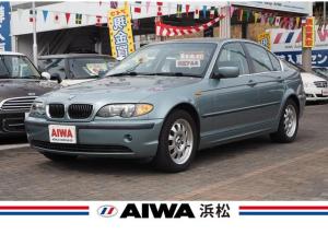 BMW 3シリーズ 320i 禁煙車 純正CDデッキ パワーステアリグ パワーウインドウ 純正16インチAW キーレス ETC