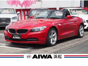 BMW Z4 sDrive20i 電動オープン 純正ナビ パドルシフト 走行モード切替 プッシュスタート 純正17インチAW キセノン キーレス ETC
