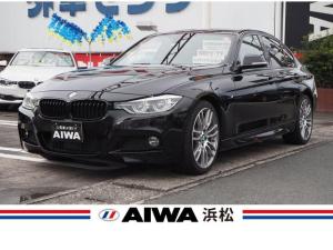 BMW 3シリーズ 320d Mスポーツ 禁煙車 インテリジェントセーフティ アダプティブクルーズコントロール ヘッドアップディスプレイ コーナーセンサー LEDヘッドライト 19インチアルミ アイドリングストップ Bluetooth ETC