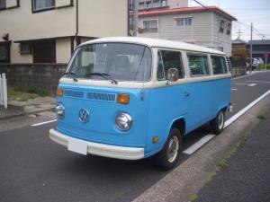 フォルクスワーゲン タイプII レイトバス オートマチック車 クーラー付き