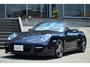 ポルシェ 911 911ターボカブリオレ スポーツクロノPKG シートヒーター