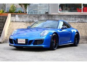 ポルシェ 911 911カレラGTS 右ハンドル 7速マニュアル サファイアブルー 国内未登録