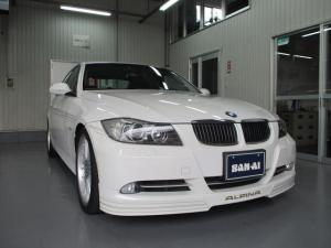 BMWアルピナ B3 ビターボ リムジン 左H 地デジ