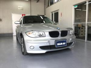 BMW 1シリーズ 120i レザーシート ワンオーナー ガレージ保管