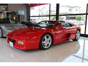 フェラーリ 348 tb ディーラー車