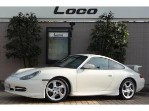 ポルシェ 911 911カレラ4 左ハンドル・ティプトロニック・18インチアルミ・GT3タイプエアロ・レザーシート